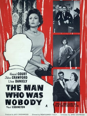 Poster of The Man Who Was Nobody