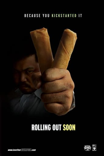 Poster of Lumpia: With a Vengeance