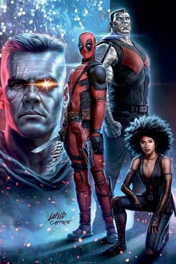Deadpool 2 - The Super Duper Cute