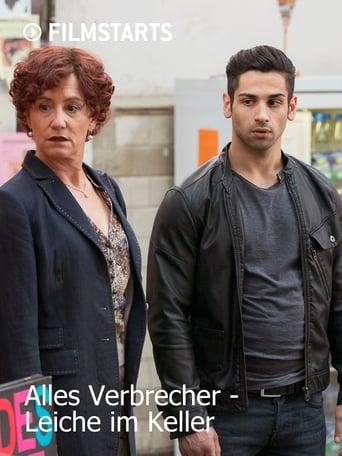 Poster of Alles Verbrecher - Leiche im Keller