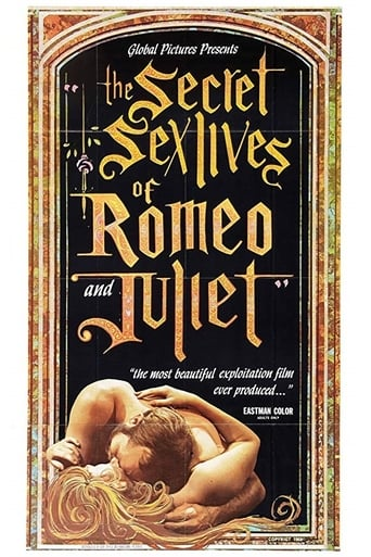 Poster of The Secret Sex Lives of Romeo and Juliet
