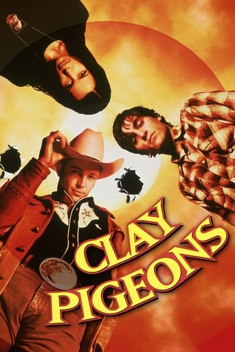 Poster of Clay Pigeons