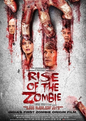 Poster of Rise of the Zombie
