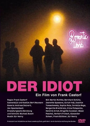 Poster of Der Idiot