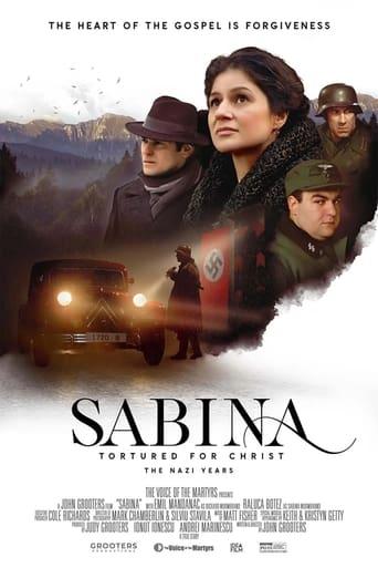 Sabina - Tortured for Christ, the Nazi Years