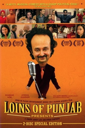 Poster of Loins of Punjab Presents