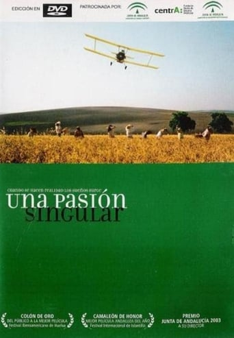 Poster of Una pasión singular