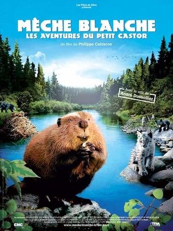 Poster of Mechón blanco, las aventuras del pequeño castor