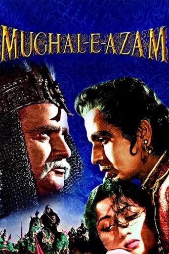 Poster of Mughal-e-Azam