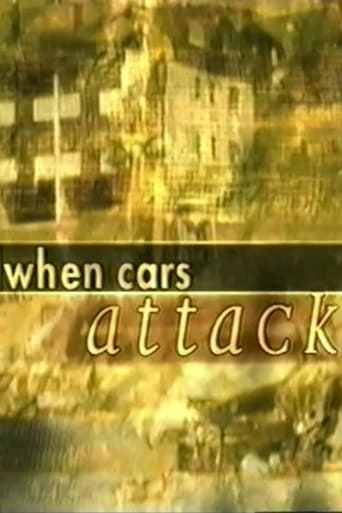 When Cars Attack Movie Poster