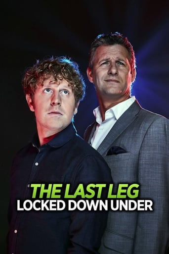 Capitulos de: The Last Leg: Locked Down Under