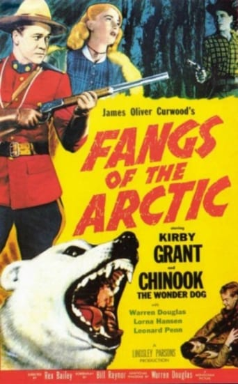 Poster of Fangs of the Arctic