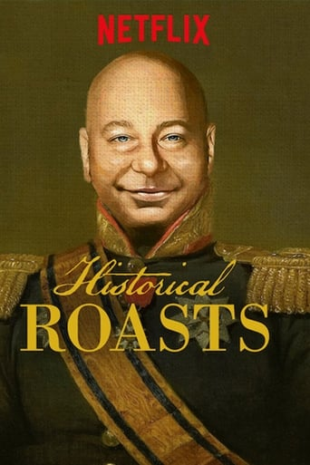 Historical Roasts Poster