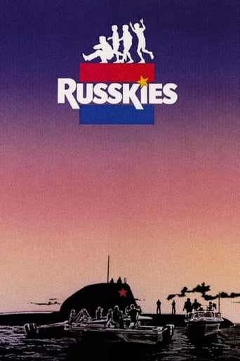 Poster of Russkies