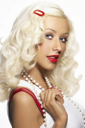 Christina Aguilera alias The Voice Judge