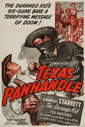 Poster of Texas Panhandle