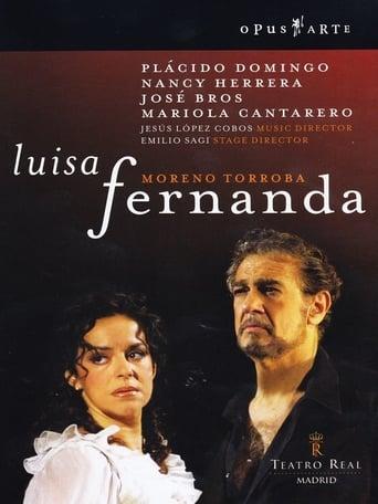 Poster of Luisa Fernanda