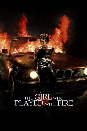 Watch The Girl Who Played with Fire 2009 full online free