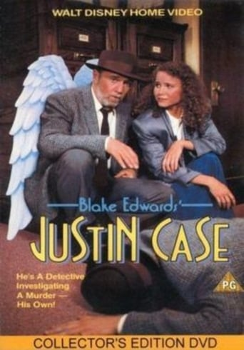 Justin Case poster