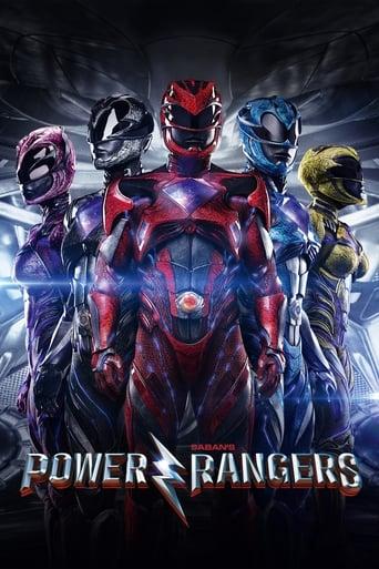 Filmplakat von Power Rangers