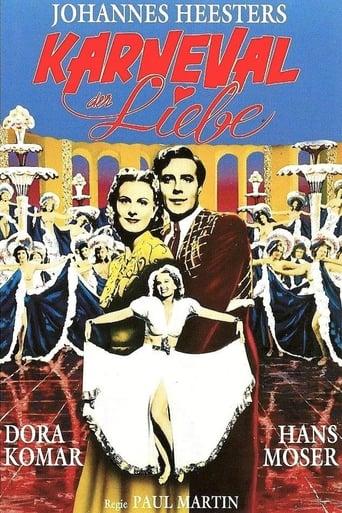 Poster of Karneval der Liebe