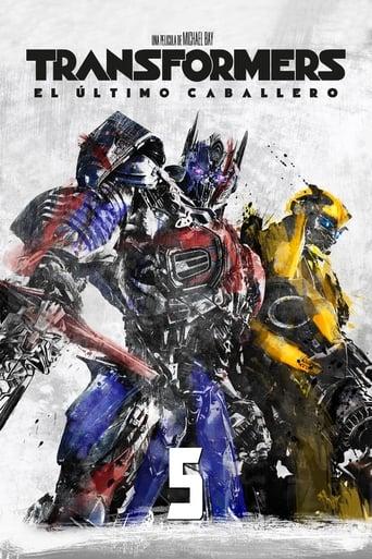 Poster of Transformers: El último caballero