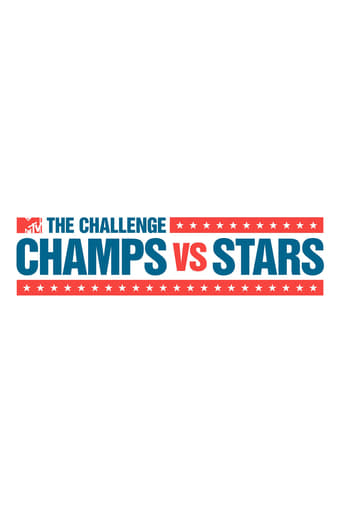 Poster of The Challenge: Champs vs. Stars