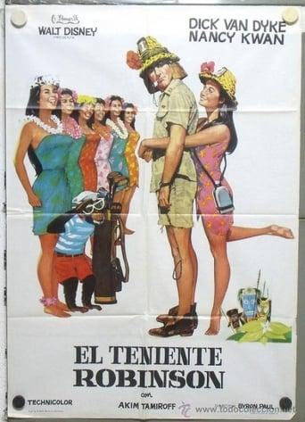 Poster of El teniente Robinson