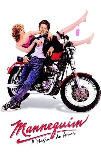 Manequim - Poster