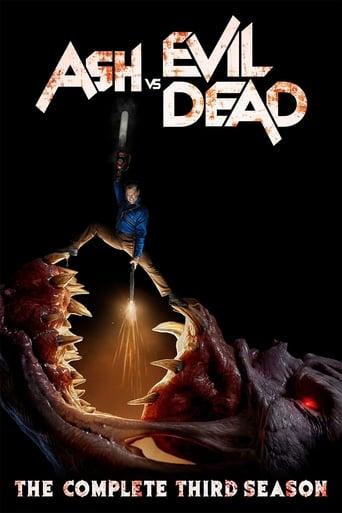 Ash vs Evil Dead 3ª Temporada - Poster