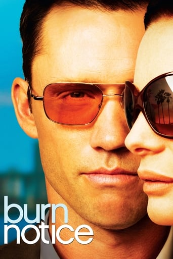 Poster of Burn Notice