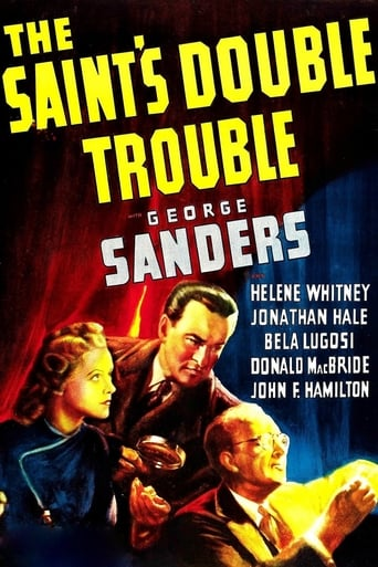 Poster of The Saint's Double Trouble