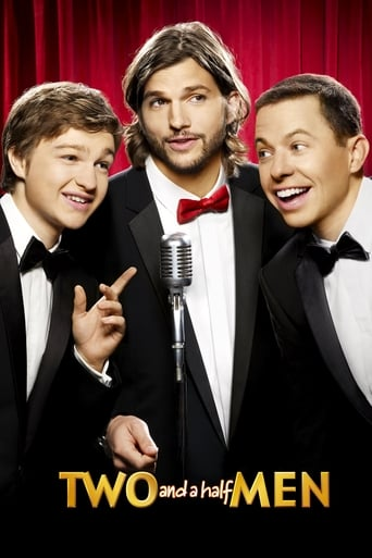 Poster of Two and a Half Men