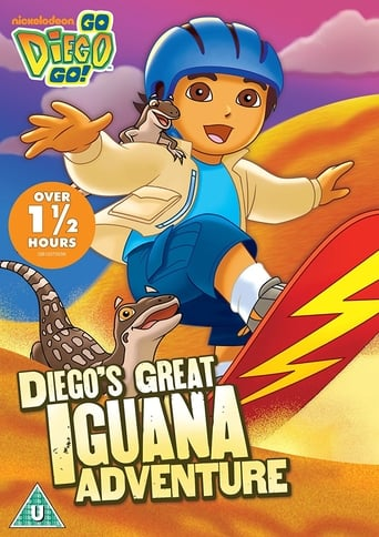 Go, Diego, Go!: The Iguana Sing Along Movie Poster