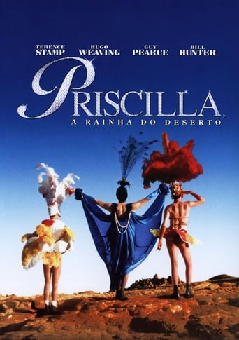 Priscilla, a Rainha do Deserto - Poster