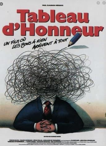 poster of Tableau d'honneur