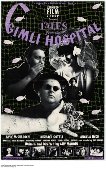 Poster of Tales from the Gimli Hospital