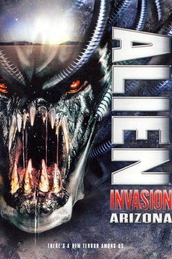 Poster of Alien Invasion Arizona