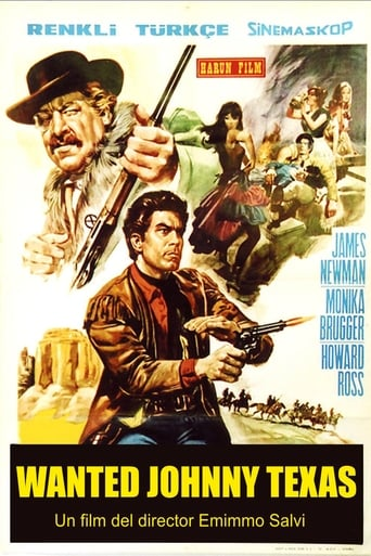 Poster of Wanted Johnny Texas