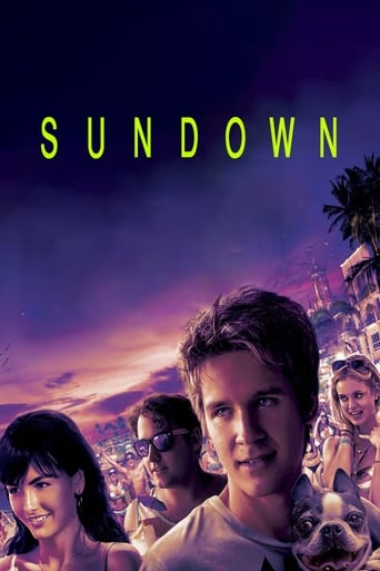 Poster of Sundown