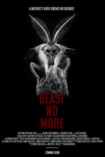 Beast No More Poster