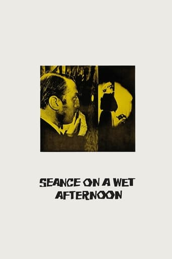 Poster of Seance on a Wet Afternoon