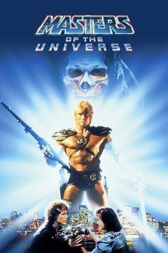 Poster Masters of the Universe