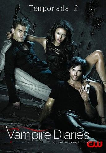 Diários de um Vampiro 2ª Temporada - Poster