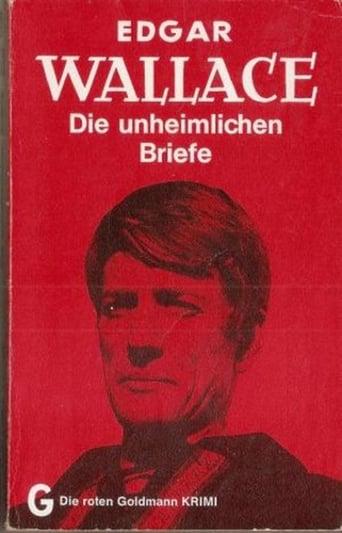 Poster of Edgar Wallace - Die unheimlichen Briefe