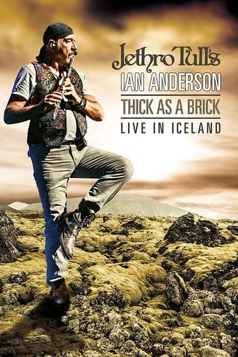Jethro Tull's Ian Anderson - Thick As A Brick Live In Iceland [OV]