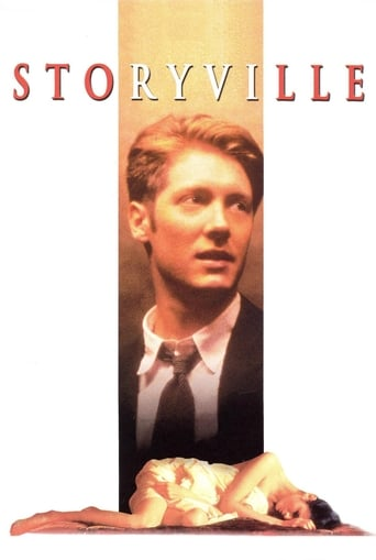 Poster of Storyville