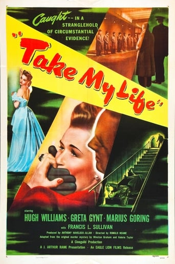 Poster of Take My Life