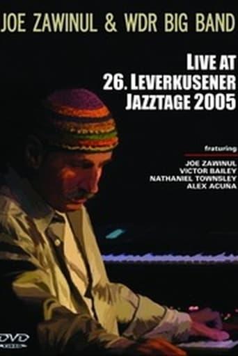 Watch Joe Zawinul & WDR Big Band - Leverkusener Jazztage Online Free Putlocker