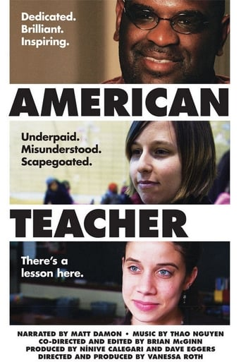 Poster of American Teacher